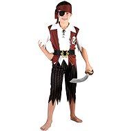 Šaty na karneval - Pirát vel. L - Dětský kostým