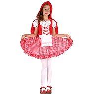 Kostým Červená karkulka vel. S - Dětský kostým