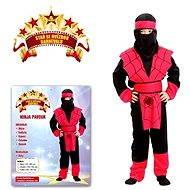 Kostým Ninja pavouk vel. S - Dětský kostým