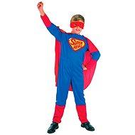 Šaty na karneval - Super hrdina vel. S - Dětský kostým