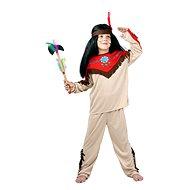 Šaty na karneval - Indián vel. M - Dětský kostým