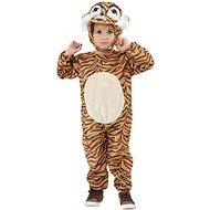 Šaty na karneval - Tygřík vel. XS - Dětský kostým