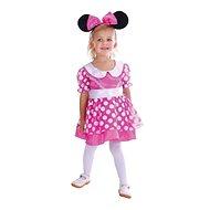 Šaty na karneval - Myšička vel. XS - Dětský kostým