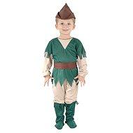 Šaty na karneval - Lovčí vel. XS - Dětský kostým
