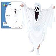 Šaty na karneval - Duch vel. M - Dětský kostým