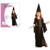 Kostým Čarodějka vel. M - Dětský kostým