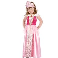 Šaty na karneval - Šípková Růženka vel. XS - Dětský kostým