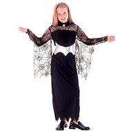 Šaty na karneval - Královna pavouků vel. M - Dětský kostým