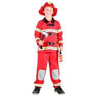 Kostým Požárník vel. M - Dětský kostým