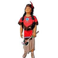 Šaty na karneval - Indiánka vel. S - Dětský kostým