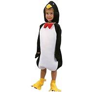 Šaty na karneval - Tučňák vel. XS - Dětský kostým