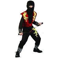 Kostým Ninja vel. M - Dětský kostým