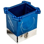KINGPIN cooling Venom CPU Pot modrý - Chladič na procesor
