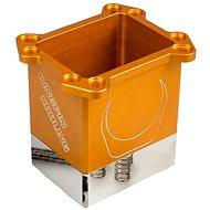 KINGPIN cooling Venom CPU Pot zlatý - Chladič na procesor