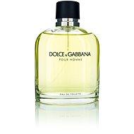 DOLCE & GABBANA Pour Homme EdT 125 ml - Toaletní voda pánská