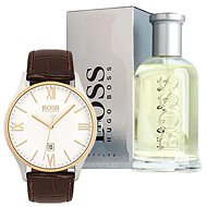 HUGO BOSS model 1513486 + HUGO BOSS Hugo EdT 75 ml - Sada