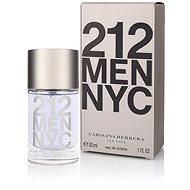 CAROLINA HERRERA 212 NYC Men EdT 50 ml - Eau de Toilette for men