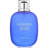 LANVIN L'Homme Sport EdT 100 ml - Toaletní voda pánská