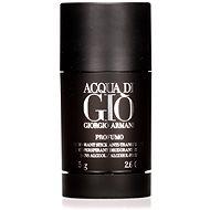 GIORGIO ARMANI Acqua di Gio Profumo 75 g - Pánský deodorant