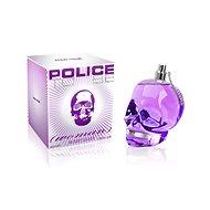 POLICE TO BE Woman EdP 40 ml - Parfémovaná voda