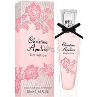 CHRISTINA AGUILERA Definition EdP - Eau de Parfum