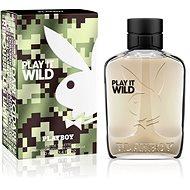 PLAYBOY Play It Wild EdT 100 ml - Toaletní voda pánská