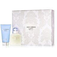 DOLCE & GABBANA Light Blue Pour Homme EdT Set 150 ml - Dárková sada parfémů