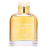 DOLCE & GABBANA Light Blue Sun Pour Homme EdT - Toaletní voda pánská