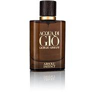 GIORGIO ARMANI Acqua Di Gio Absolu Instinct EdP 75 ml - Parfémovaná voda pánská
