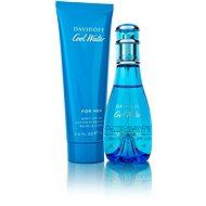 Dárková sada parfémů DAVIDOFF Cool Water Woman EdT Set 105 ml - Dárková sada parfémů