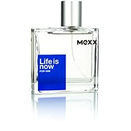 MEXX Life Is Now For Him EdT