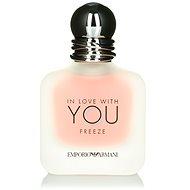 GIORGIO ARMANI In Love With You Freeze EdP - Parfémovaná voda