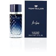 TOM TAILOR For Him EdT 50 ml - Toaletní voda pánská