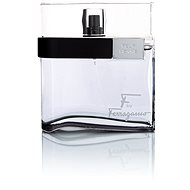 SALVATORE FERRAGAMO F by Ferragamo Black EdT 100 ml - Toaletní voda pánská