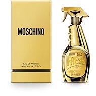 MOSCHINO Fresh Couture Gold EdP - Toaletní voda