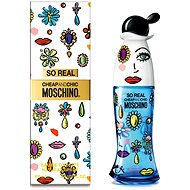 MOSCHINO So Real EdT - Toaletní voda