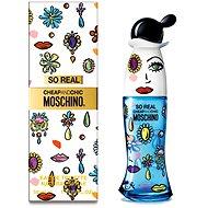 MOSCHINO So Real EdT 50 ml - Toaletní voda