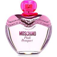 MOSCHINO Pink Bouquet EdT 100 ml - Toaletní voda