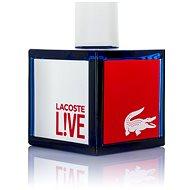 LACOSTE Live EdT 100 ml - Toaletní voda pánská