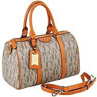 ELLE PUCCINI L5057-Orange - Dámská kabelka