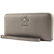 GUESS peněženka VG685346 Taupe - Dámská peněženka