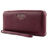 GUESS peněženka VG699546 burgundy - Dámská peněženka