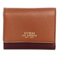 GUESS peněženka VG709643 cognac - Dámská peněženka