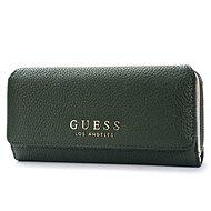 GUESS peněženka VG709762 forest - Dámská peněženka
