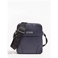GUESS Men Manhattan Mini Document Case Navy - Pánská brašna