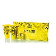 Dárková sada parfémů VERSACE Yellow Diamond EdT Set 55 ml - Dárková sada parfémů