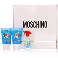 MOSCHINO Fresh Couture EdT Set 55 ml - Dárková sada parfémů