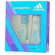ADIDAS Pure Lightness EdT Set 105 ml - Dárková sada parfémů