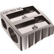 KEYROAD Metal Duo, stříbrné