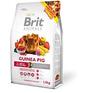 Brit Animals Guinea Pig Complete 1,5 kg - Krmivo pro hlodavce